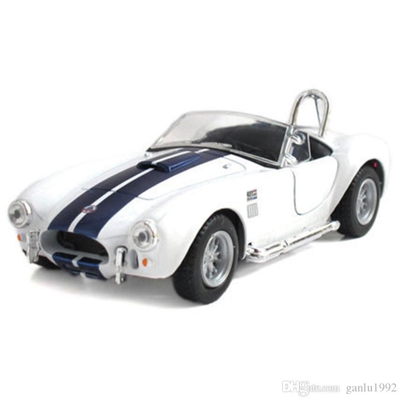 2018 1:32 Children Toy Car Alloy Ford Shelby Cobra Automobile ...