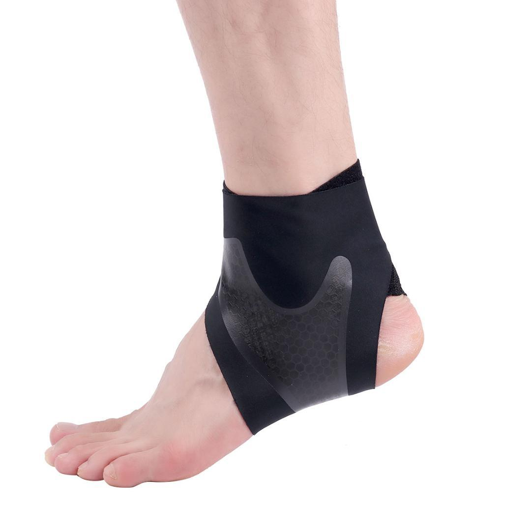 e56b29823f 2019 Adjustable Light Elastic Ankle Support Brace Men Women Breathable Foot  Strap Gym Anti Fatigue Compression Sleeve Sports Socks From Gqinglang, ...