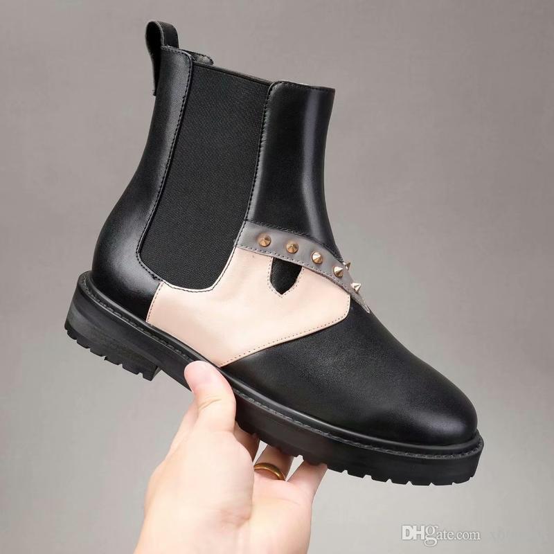 neueste Kollektion 100% Zufriedenheit Outlet zu verkaufen 2018 women boots rain Italianate Rubber rainboots galosh rain Short Ankle  Gummistiefel Rainboots Damen Female Rubber