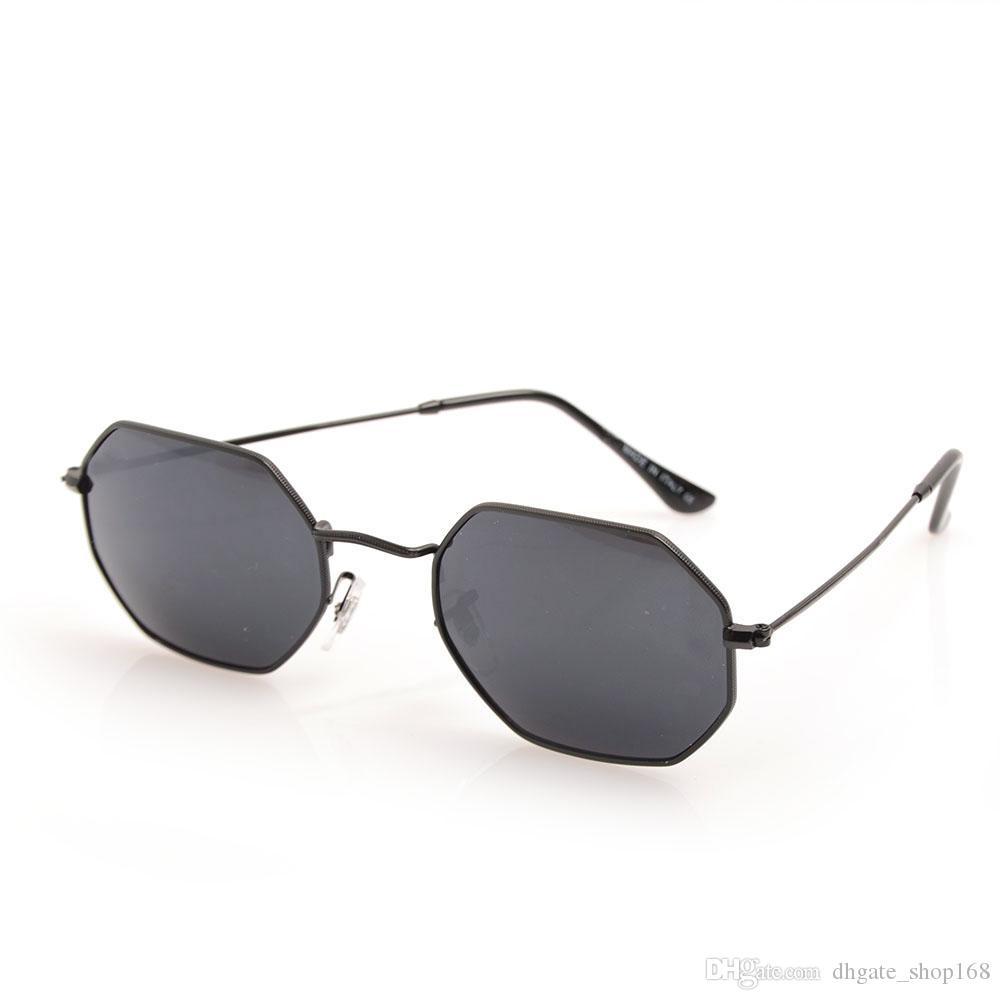 Lunettes de soleil de marque de haute qualité en métal charnière lunettes de soleil 3549 Hommes Lunettes de soleil femmes lunettes de soleil UV400 lentille unisexe avec boîte d'origine