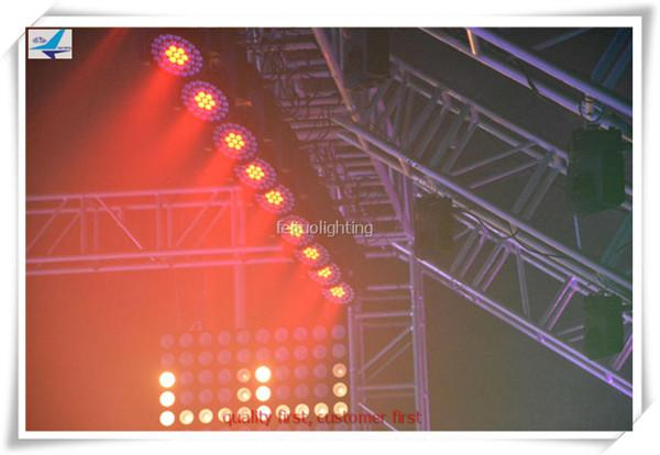 A- RGBWA 36X15W zoom led moving head wash 5 in 1 LED CE and Rhos