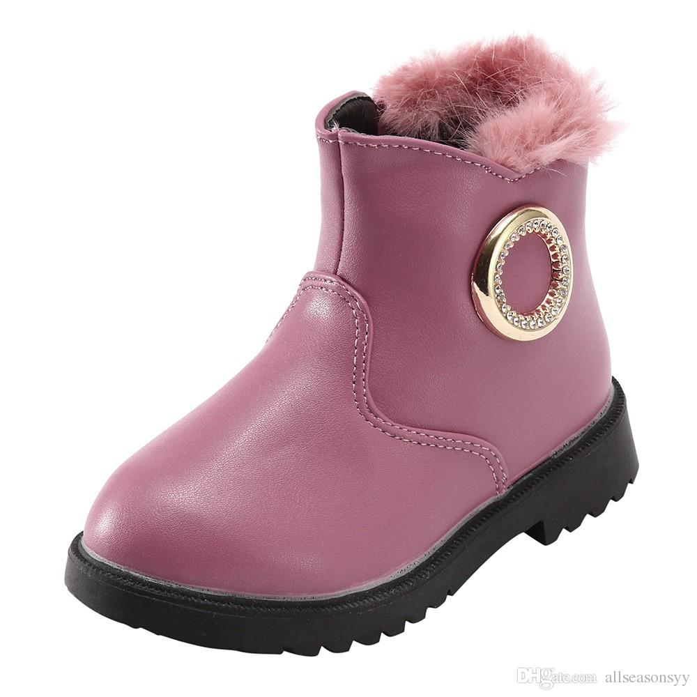 Baby Girl Boots Size 4 - Baby Viewer