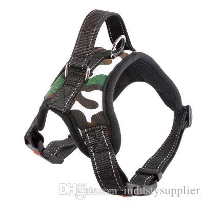 Pets Dog Harness Vest Breathable Harness Vest Mesh Harness Vest