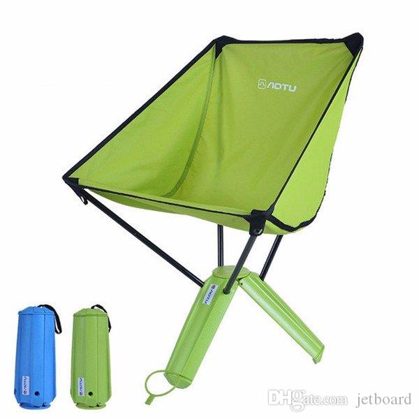 Phenomenal Aotu Portable Stable Foldable Nylon Chair Seat For Fishing Hiking Picnic Barbecue Beach Chair Fishing Tools Ocoug Best Dining Table And Chair Ideas Images Ocougorg