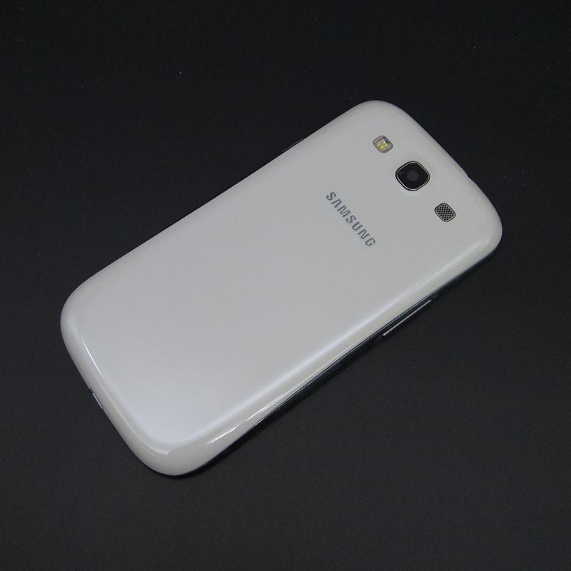الأصلي مجدد مقفلة سامسونج غالاكسي S3 I9305 i9300 8GB 16GB 3G WCDMA المحمول رباعية النوى 4.8 بوصة 8MP كاميرا واي فاي GPS الهاتف الذكي