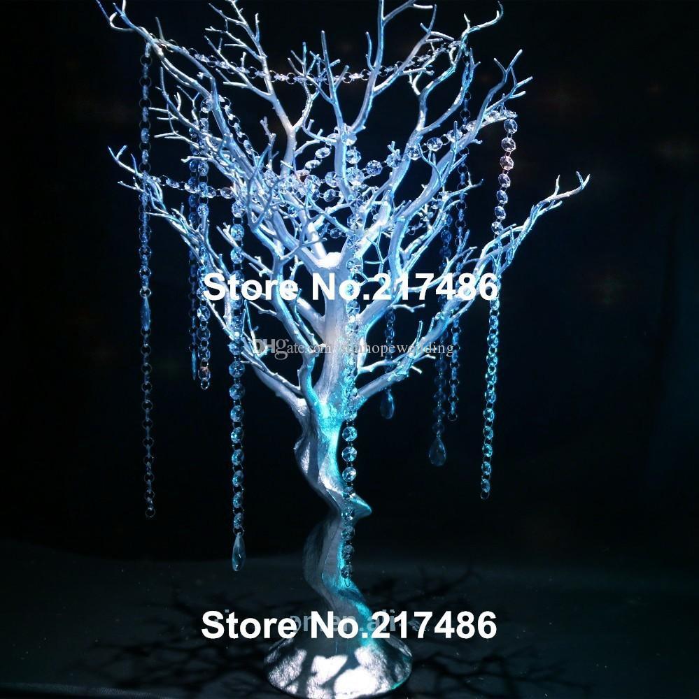 no crystal including new manzanita tree wedding, wedding table tree centerpieces