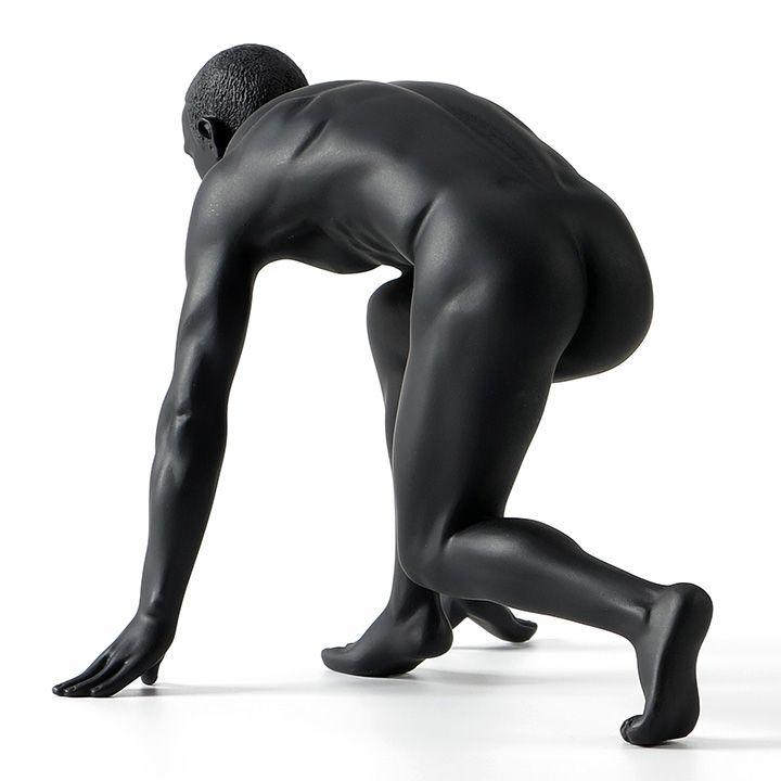 2018 Resin Creative Ornaments Contemporary Nude Art Male Starter ...