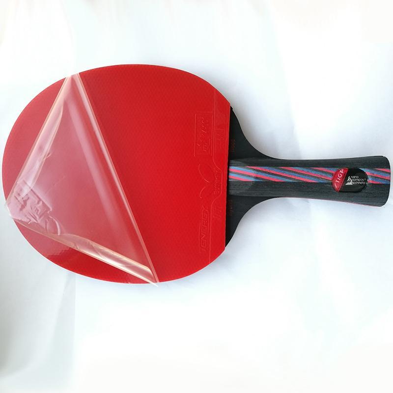 096d9097d Compre Lemuria Melhor Qualidade Profissional Longo E Curto Lidar Com Aperto  De Raquete De Tênis De Mesa Mão Raquete De Pingue Pongue Raquete De  Borracha ...