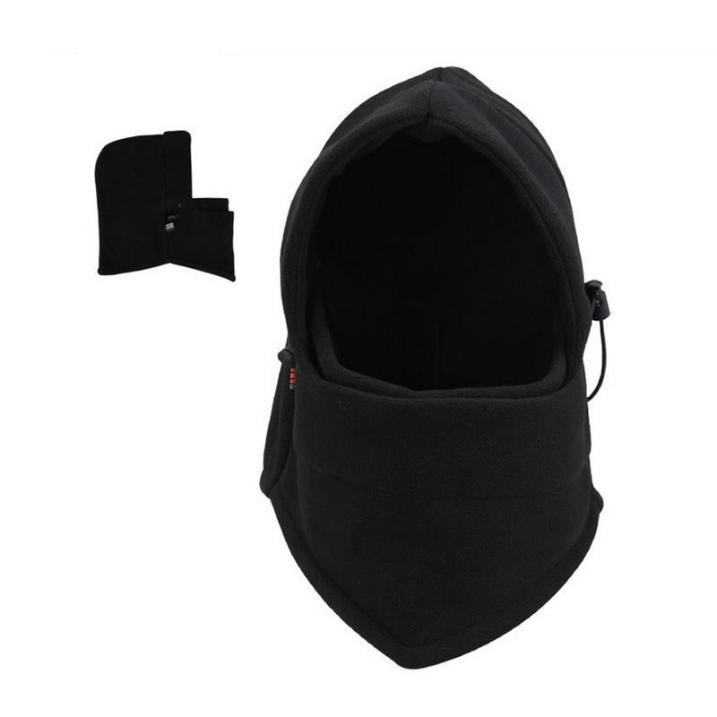 b717e3399a46 Full Face Windproof Snowboard Ski Mask Bike MTB Thermal Balaclavas ...