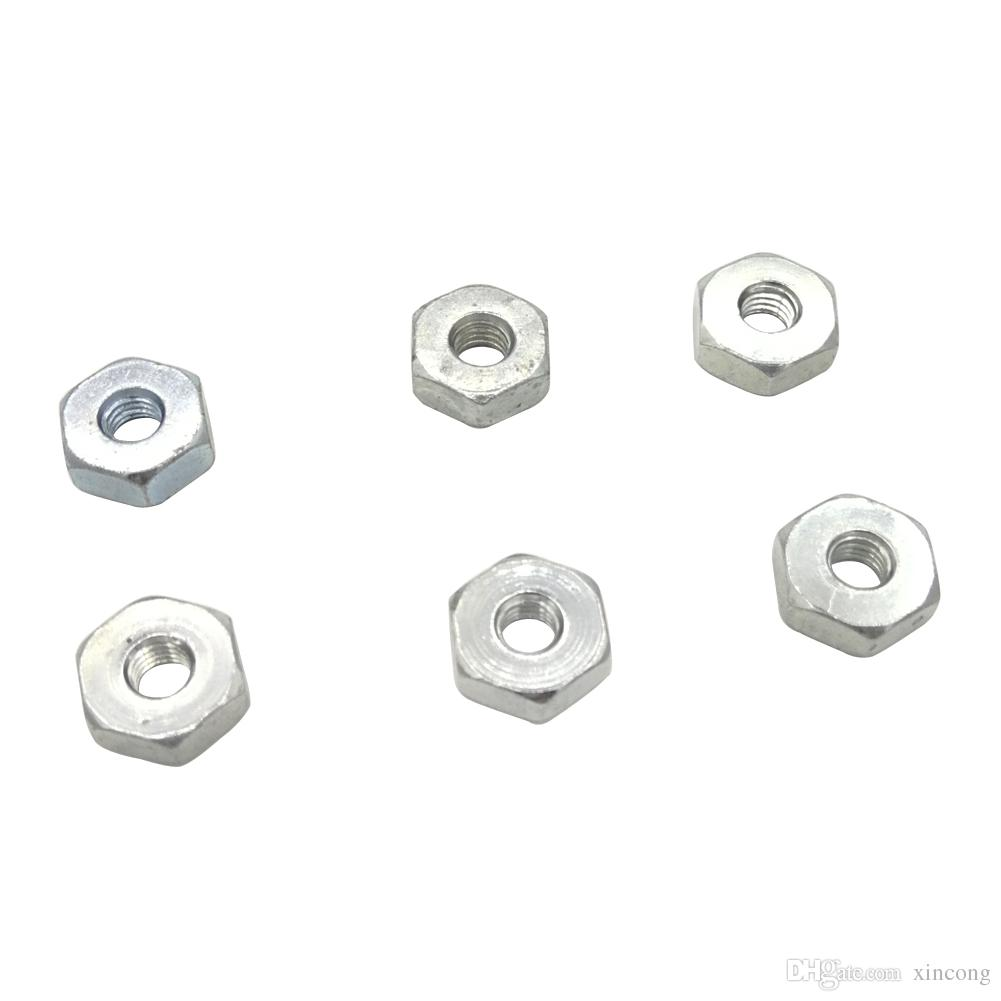 6 Pieces Sprocket Cover Bar Nut for STIHL MS240 MS260 MS270 MS280 MS290  MS310 MS390 MS340 MS360 MS360C MS440 MS460 MS640 MS650 MS660 Chainsa