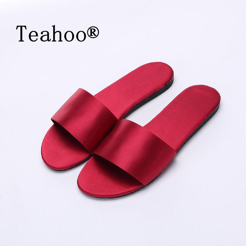 065bdd17f Summer Women Slides Fashion Women Slippers Sandals Soft Soles Home ...