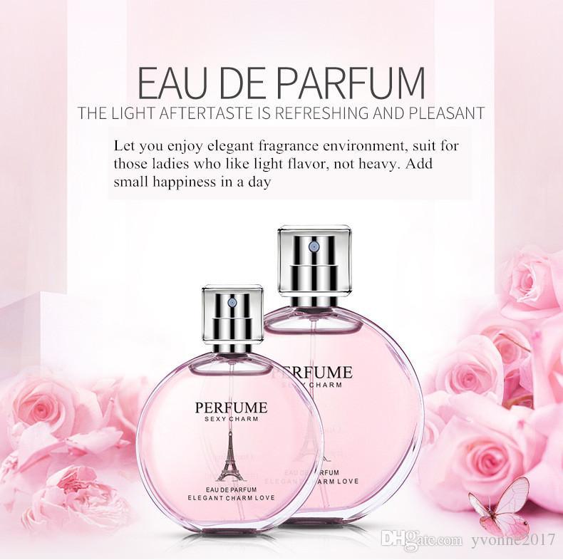 30ml smart fashion design fresh flower lady fragrance sexy charming floral female perfume fresh lady perfume