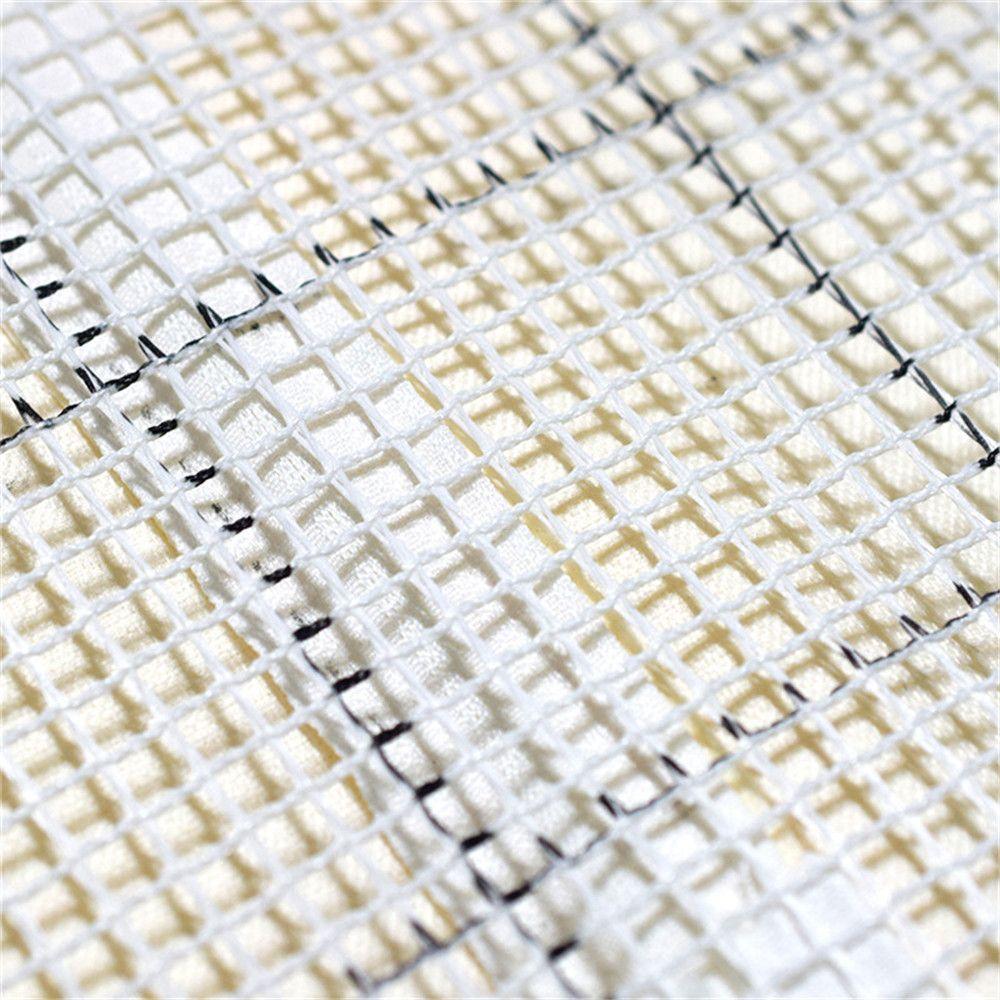 Padrões de flores Handmade Fronha de Lã Capa de Almofada Decoração de Casamento Artificial Assento Da Cadeira Do Sofá Decoração Diy Inacabado Festival Presentes