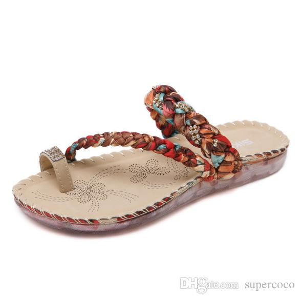 Slippers New Women Hot Cool Wish Summer Shoes Sell WE9HD2I