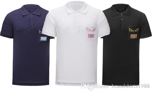 c5485131085c Brand New Luxury Design Men s High Street Fashion Polos F6001 Summer ...