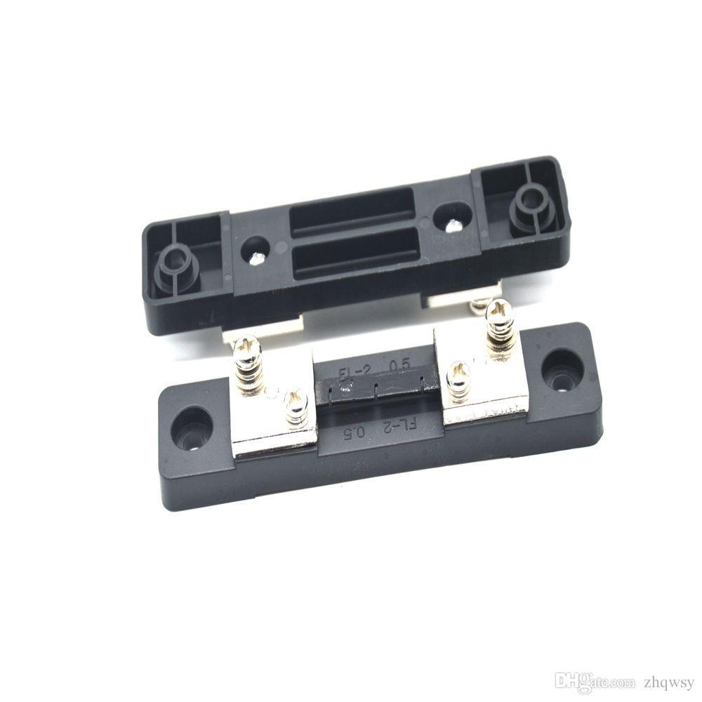 30A75MVDC shunt Ampere Parallel Resistor Amp Panel Meter Ammeter Shunt Current Tester Digital Ampere Panel Meter Current Shunt Resistor