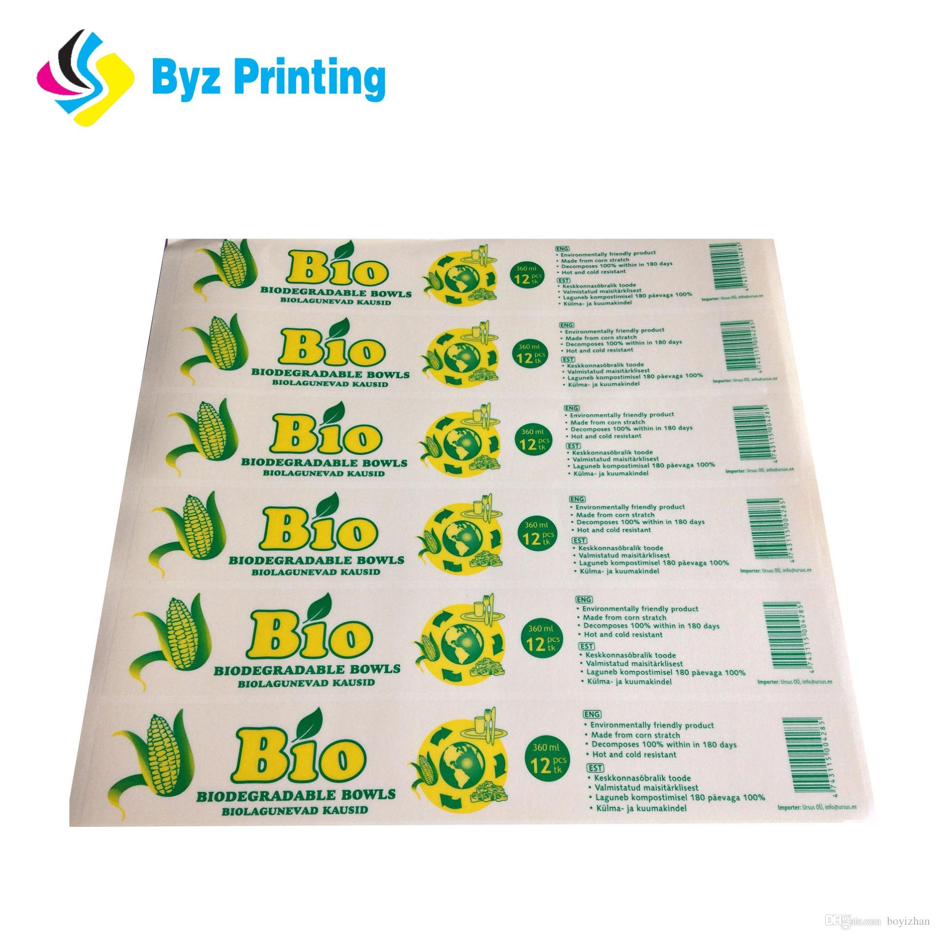 2019 custom full color printing easy remove stickers with removable glueno residual sticker from boyizhan 0 04 dhgate com