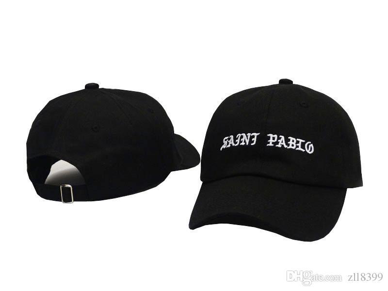 7a985026a44 Brand Saint Pablo Men Baseball Cap Street Tide New Dad Hats Women ...