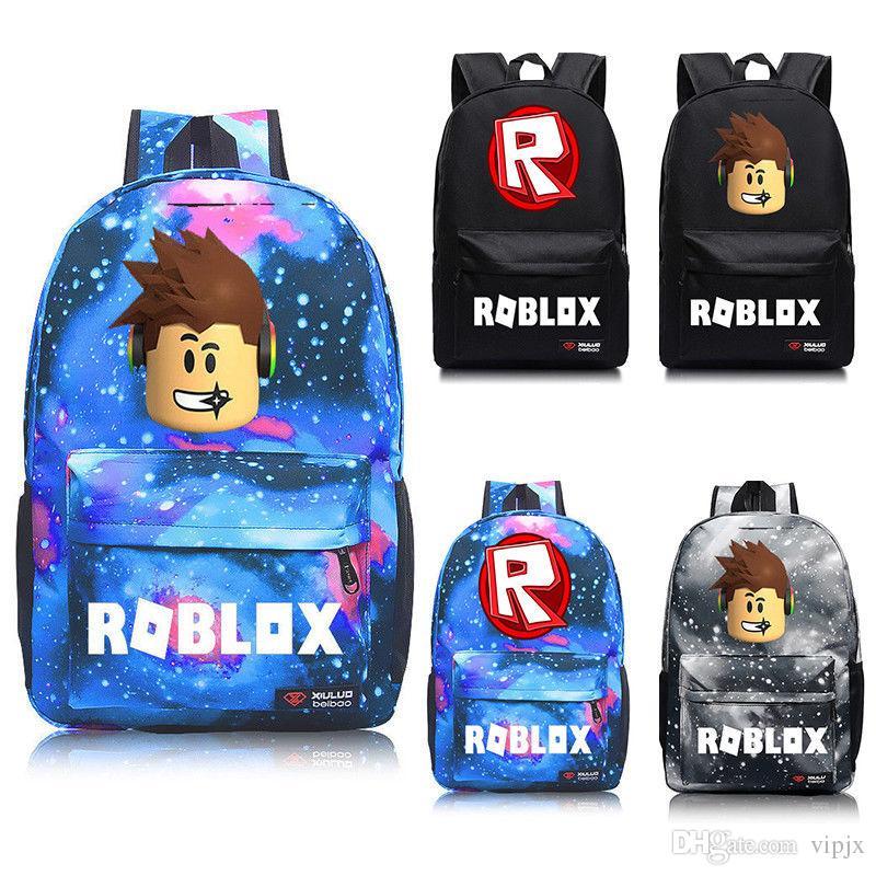 7c908a8df70 Roblox Bag Backpack Kids Schoolbag Students Bookbag Boys Handbags Travelbag  New Internal Frame Backpack Backpack On Wheels From Vipjx,  23.94   DHgate.Com