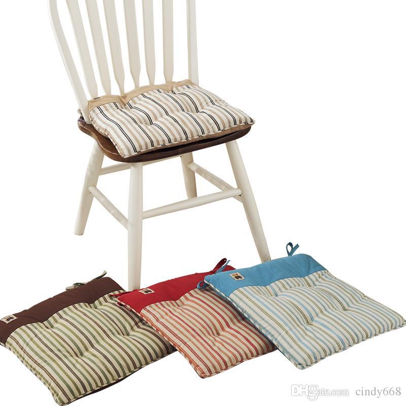 Soft Dining Chair Cushions Sitting Mattress Office Computer Chair Cushion  Seat Dinning Chairs Pad Cushion Mat Pad Square 40cm Breathable Patio Set  Cushions ...