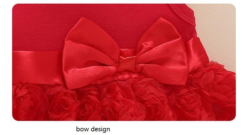 Koreanische Stil Sommer Baby Mädchen Kleid Partei Prinzessin Kleid Outfit Kleinkind stieg Blume Spitze Kleider mit Stirnband und Schuhe