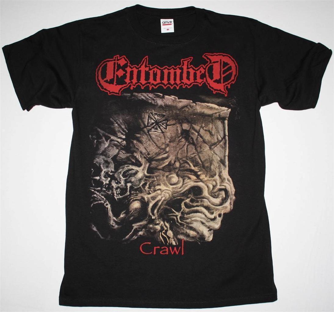 Acheter 1991 Ep Crawl Entombed Nihilist Grave Death Metal Dismember QsrhCxBtd