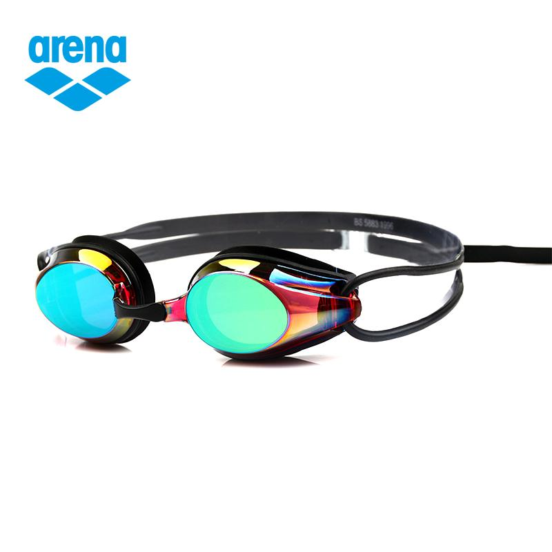 d6e9643a6982 Arena New Arrival Swimming Goggles Men Women Coated Waterproof Swimming  Glasses An-Fog UV Swim Eyewear AGG-280M Swimming Goggles UV Eyewear Men  Women ...