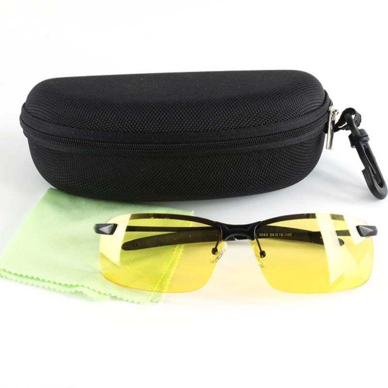 9a66816635 2017 UV400 HD Night Vision Polarized Glasses Driving Sunglasses Eyewear Y8  Sunglasses Eyewear Polarized Glasses Night Vision Polarized Glasses Online  with ...