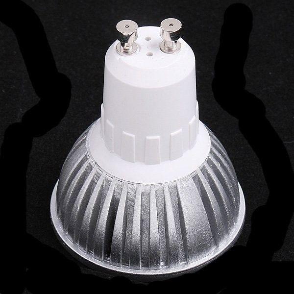 X100 9W Dimmable LED Bulb 12W 15W Bulb Lights GU10/MR16/E27/E14/B22 LED Spotlights CREE Lights 3x3W Energy-saving Led Lighting Bulbs