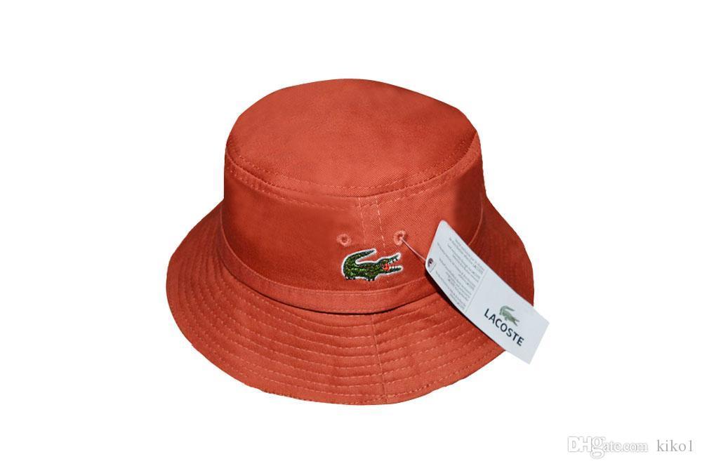 5a73f09df71 Fashion 2018 Bucket Cap Foldable Fishing Caps Polo Bucket Cap Hot Beach Sun  Visor Sale Folding Man Bowler Cap For Mens Womens Good Quality Sunhat Eric  ...
