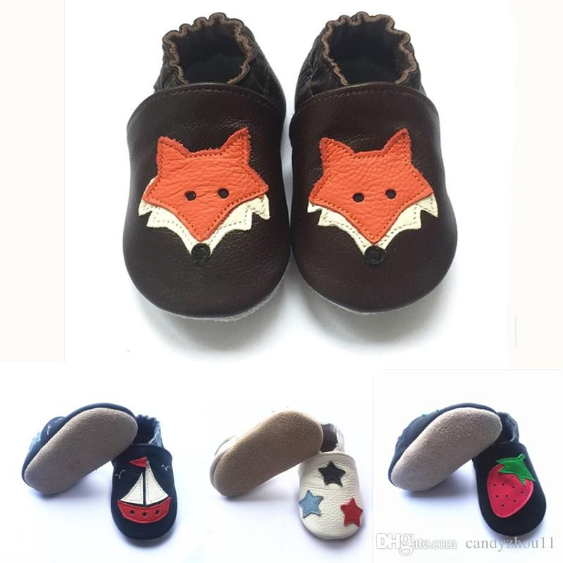 293b79a95ca9 2019 30 Design Of Suede Sole Baby Leather Shoes