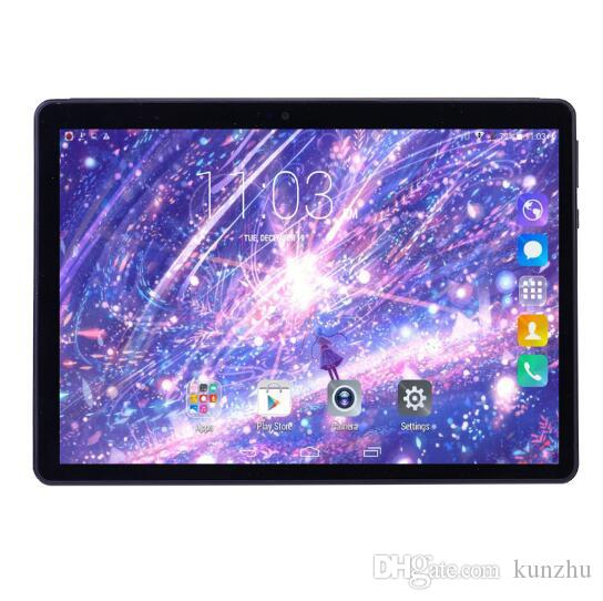 10 inch Tablet PC Android 4.4 1GB RAM 16GB ROM Octa Core 4 Core Dual Cameras 5.0MP 1280 * 800 Phone Tablets