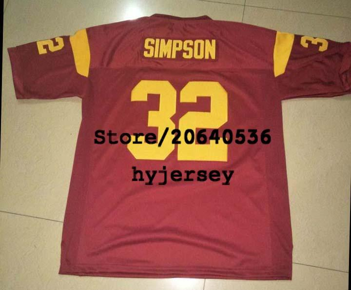san francisco 81638 51dce official 32 o. j. simpson jersey city a8645 7493f