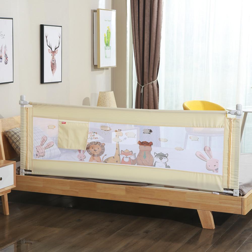 2019 150 200cm Cartoon Newborn Baby Safety Fence Guard