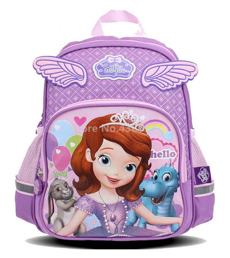 6193ff9dc8fbb Satın Al Sevimli Kawaii PrincessPurple Pembe Sırt Çantası Okul Çantaları  Kızlar Çocuklar Anaokulu Okul Öncesi Çocuklar Için Çanta, $43.36 |  DHgate.Com'da
