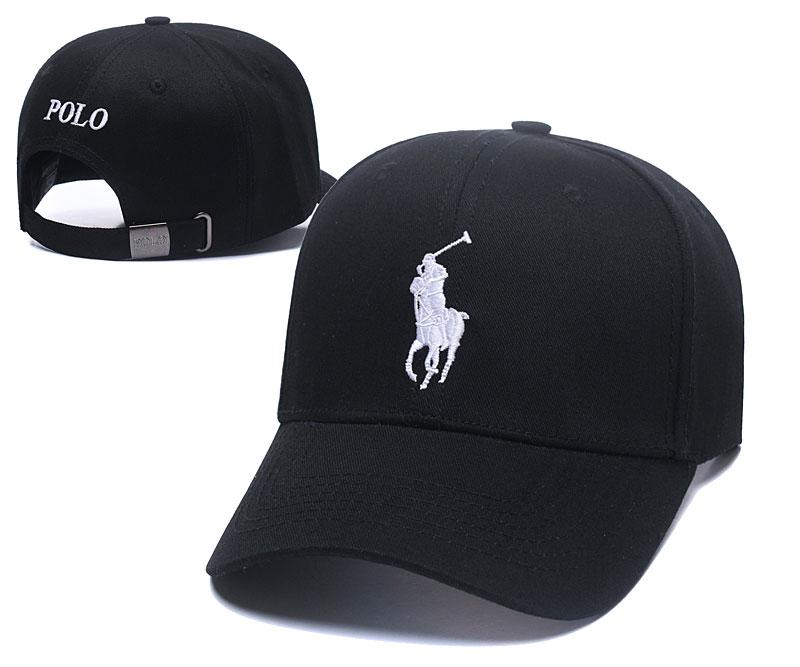 New Polo Caps Fashion Casual Cap Top Quality 6 Panel Hat Popular Baseball  Cap 100% Cotton Strapback Hat Famous Sun Visor Hat For Kid Adult UK 2019  From ... b71bb9a1333