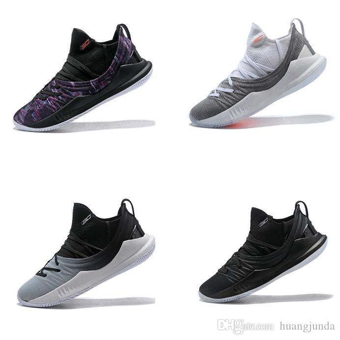 Cheap Women Curry 5 Low Cut Basketball Shoes Championship Black Gold Youth  Kids Boys Girls Air Flights Stephen Currys Sneaker Boots For Sale UK 2019  From ... fbe15aa98