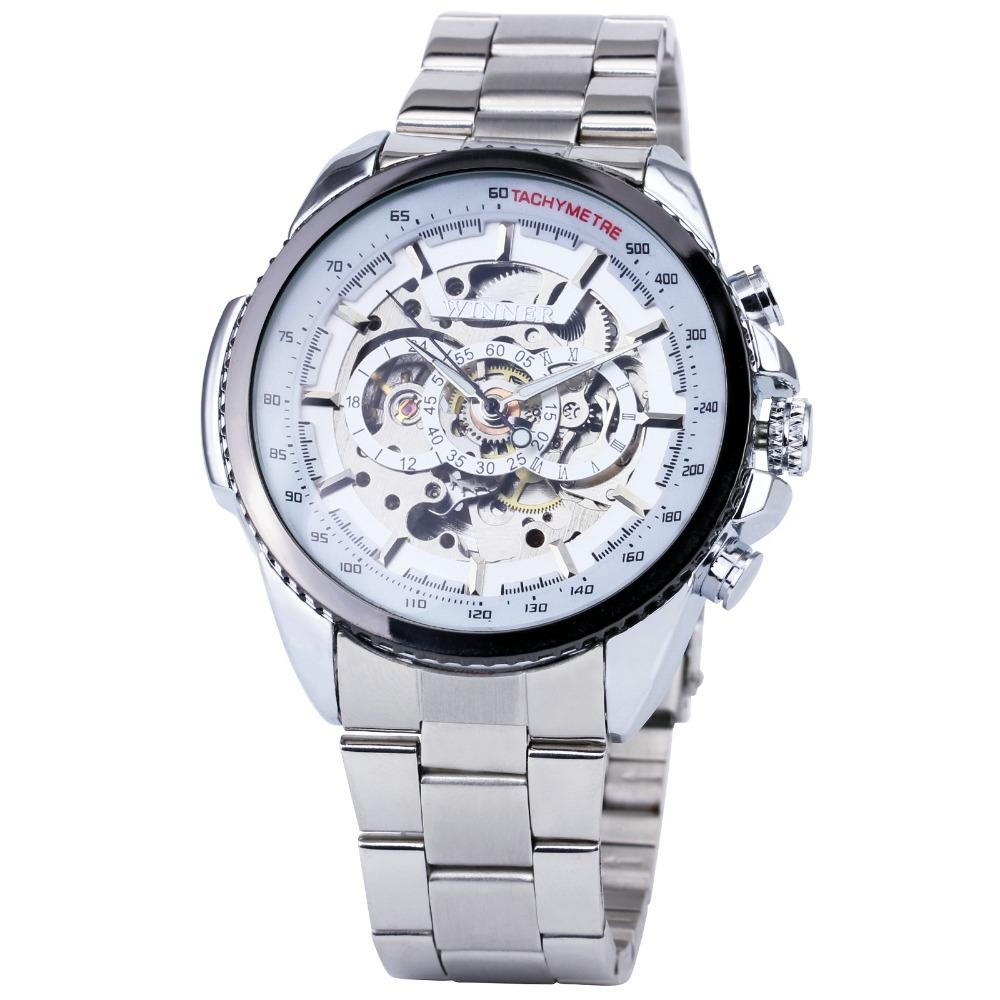 Men's Watches Watches Fanala Watch Men Fashion New Quartz Watch Steel Band Wrist Analog Bracelet Bangle Round Men Watches Relogio Masculino