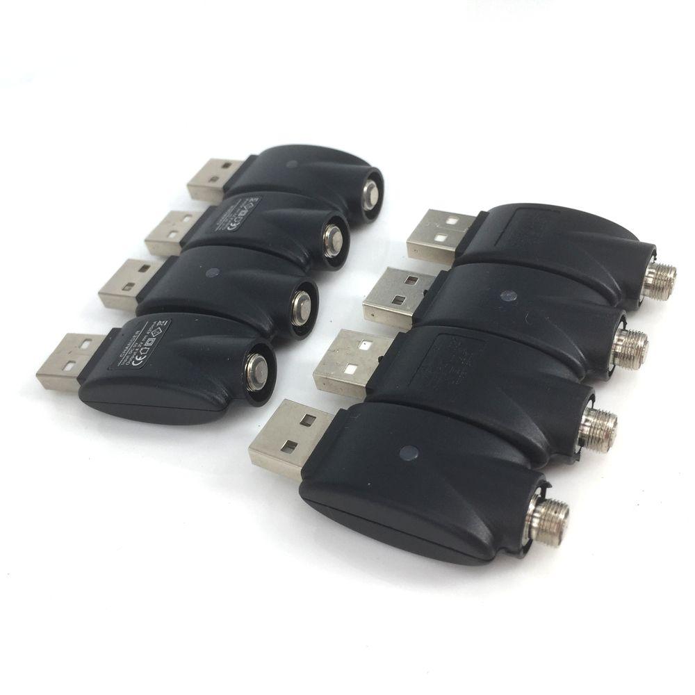 maschio femmina 510 thread Sigarette elettroniche Caricabatterie wireless USB ego Carica ego T 510 mod evod vision mini e cig vape Caricabatterie