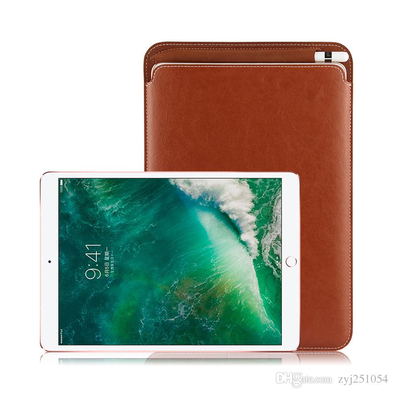 Pouch Case For Ipad Pro 10 5 Inch Sleeve Cases Luxury Pu Leather