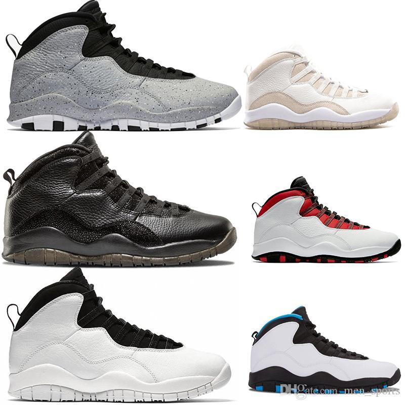 e7ece121eaa Basketball Shoes Cement Westbrook X I m Back 10 10s Bobcats Chicago ...