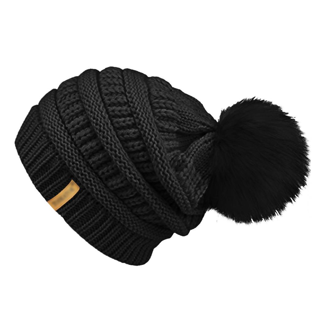 0a2ef99b Mens Winter Pom Hats