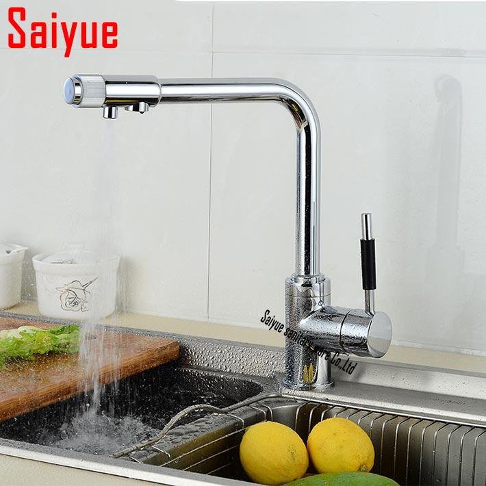 2018 Retail & Wholesale Brass Kitchen Faucet,Multifunctional Pure ...