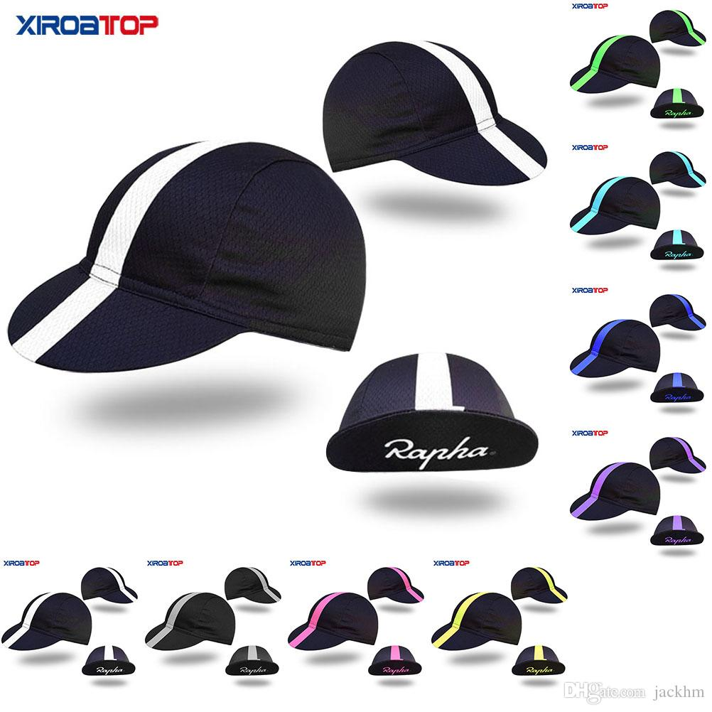 ef550a9b096 2019 Top Quality Men Women RAPHA Cycling Caps Bike Wear Cap Headband Bicycle  Helmet Wear Cycling Equipment Hat Ciclismo Bicicleta Pirate OEM ODM From  Jackhm ...