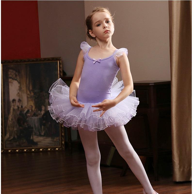 molto carino 07ea5 5b5cd (10 set-Top suitPant) Le ballerine estive delle ragazze non indossano l  uniforme per bambini di balletto di costumi per bambini
