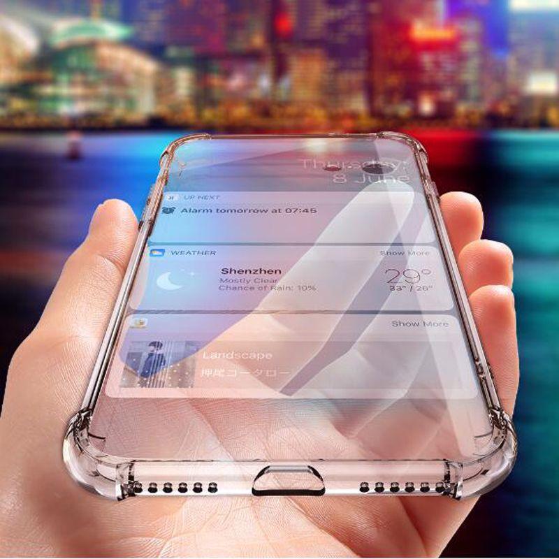 lot coque transparente iphone xr