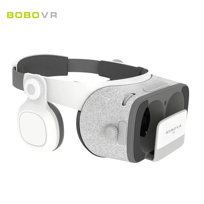 f5a52b15244 BOBOVR Z5 Virtual Reality Goggles VR Headset HIFI Headphone For 4.7 6.2  Inch Smart Phone Better Than BOBOVR Z4 Shinecon 2.0 Buy 3d Glass Disposable  3d ...