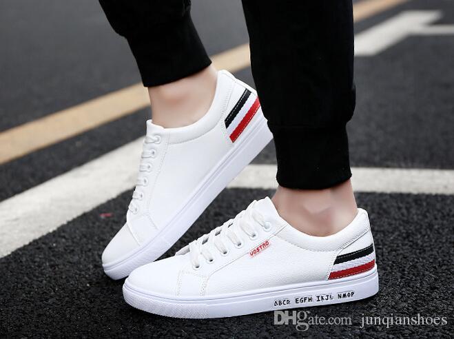 Tendance Casual Hommes 2018 Nouveaux Coréenne Acheter Chaussures Pxw1g4nn