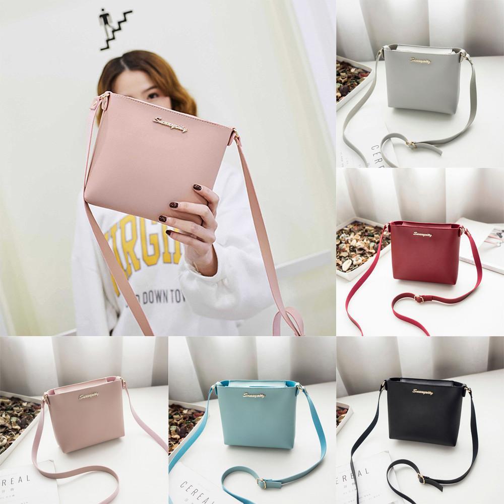 00011dc3231 2019 Fashion Ladies Carteras Elegantes Mujer Leather Handbag Fashion ...