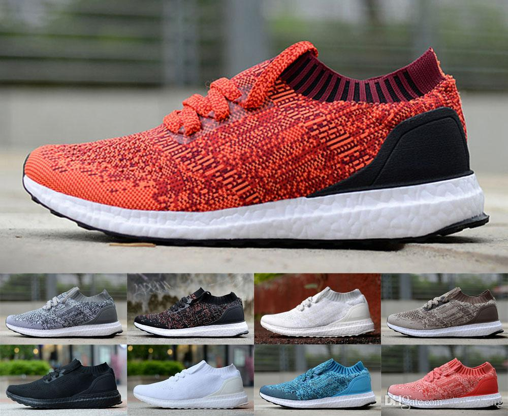 ultra boost uncaged homme